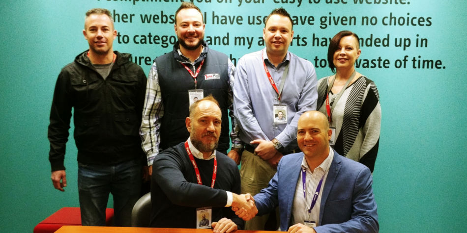 Junk Mail And Dot Slash Enter Into New Partnership