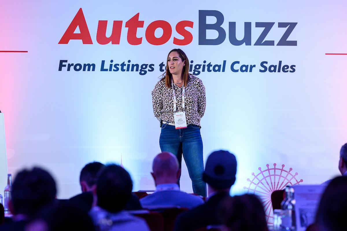 Norah McKenzie | AutosBuzz Conference 2019 | Auto Mart