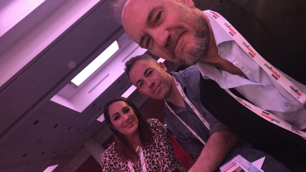 Junk Mail Publishing Staff At The 2019 AutosBuzz Conference